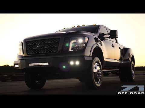 Curious What a Nissan Titan XD Dually Would Look Like? Here Ya Go ...