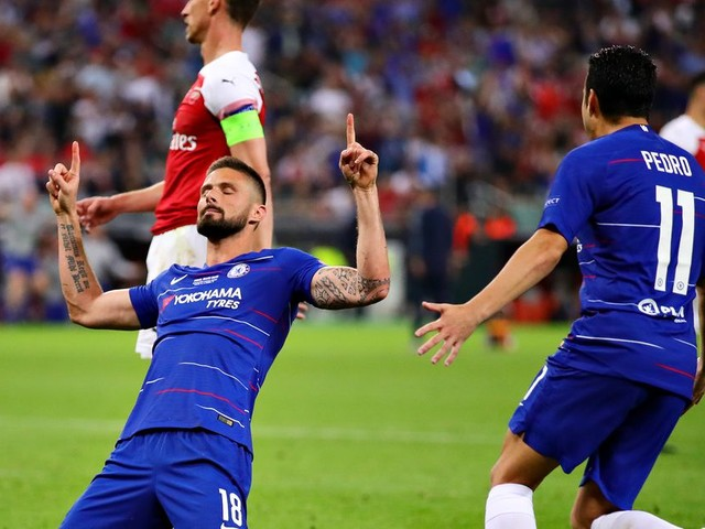 Lazio interested in Chelsea veterans Pedro and Olivier Giroud — reports