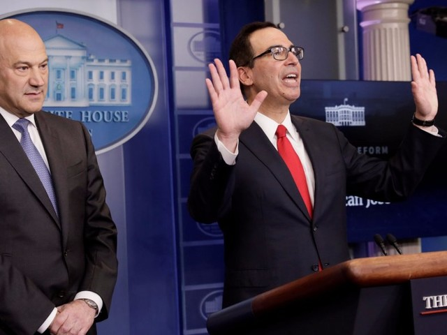 A $200 billion quant fund says one of the biggest market concerns over GOP tax reform is a myth