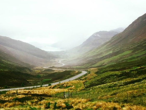 Solo Travel Destination: Scotland