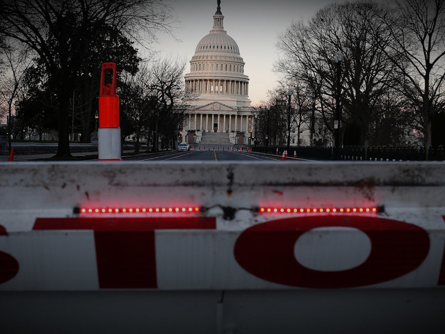Longest Government Shutdown In U.S. History Continues