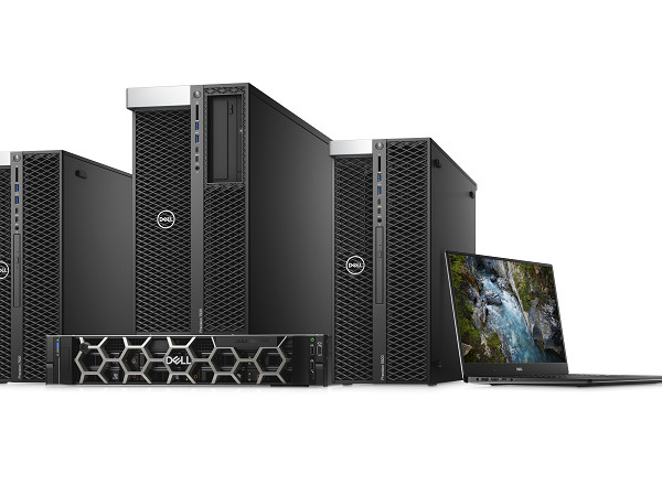 Dell Announces Updated Precision Workstation Lineup at SIGGRAPH: Refreshed Towers, Racks, and Laptop
