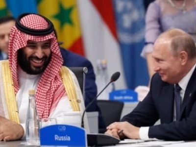 The Two Most Powerful Oil Men On Earth Set Landmark Meeting