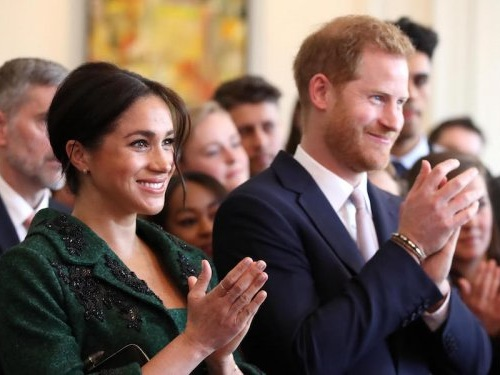 A complete new royal household is being created for Meghan Markle and Prince Harry, Buckingham Palace says