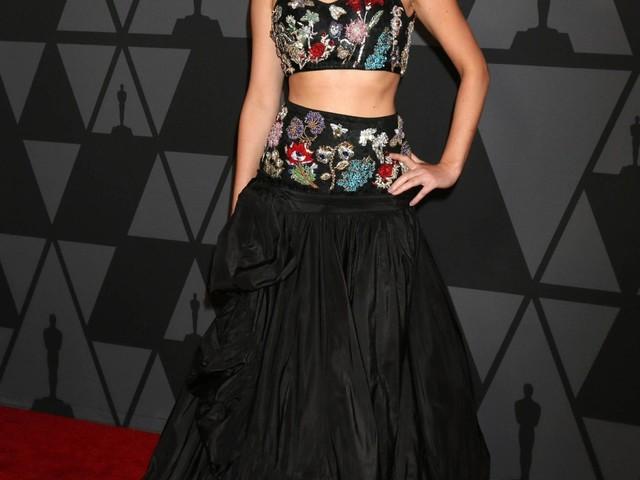 Jennifer Lawrence: Harvey Weinstein 'was always almost paternal to me'
