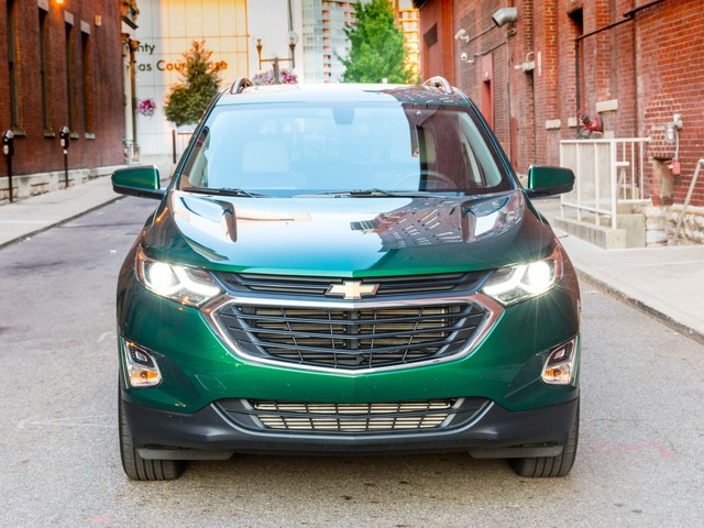 2018 Chevrolet Equinox FWD LT 2.0T Review: Giddy Up