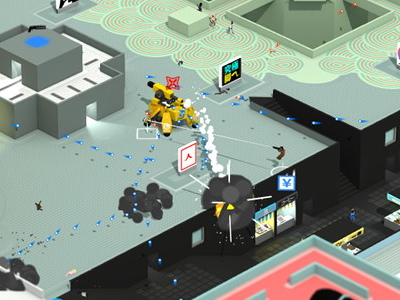 Tokyo 42 only somewhat reluctantly fixes its biggest flaw