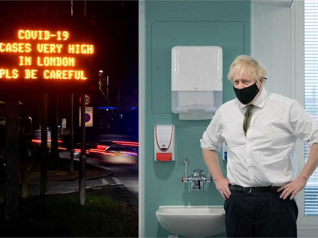Lockdown: YouGov poll finds 80% of public support national coronavirus restrictions as Boris Johnson prepares to address nation
