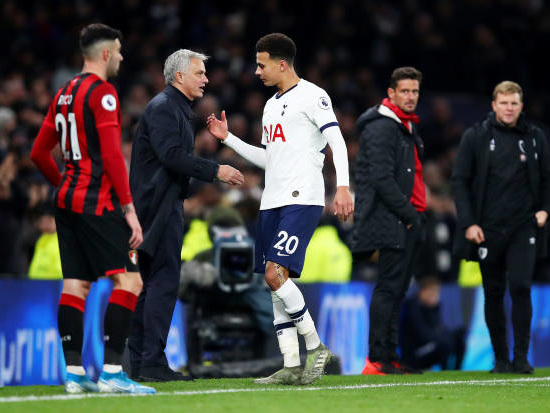 A career revival for Dele Alli at 23?