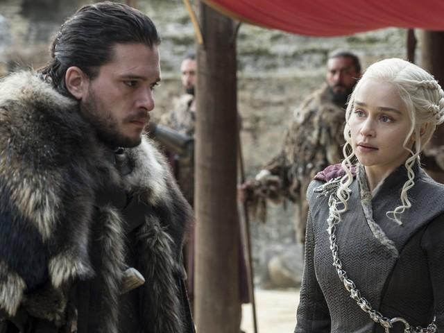 Game of Thrones Stars React to Jon Snow Reveal