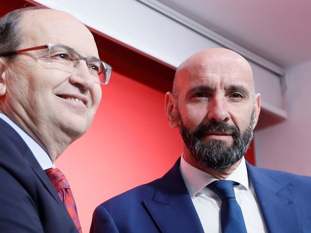 Monchi blasted by Roma president after snubbing Arsenal for Sevilla return