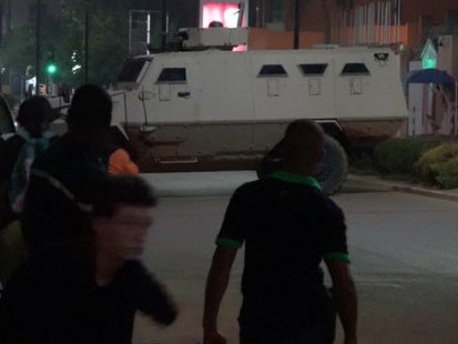 At least 18 dead in Burkina Faso restaurant attack (Updated)