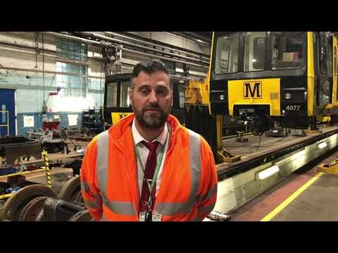 Firm appointed to build Metro's £70m new train depot