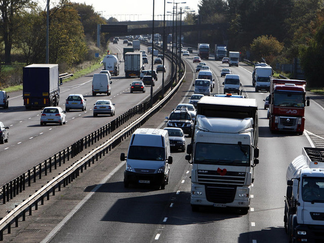 Woman, 18, Dies After M1 Motorway Bridge Fall