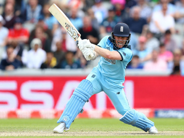 Eoin Morgan's wonder century: the sixes, stats, reactions and best tweets