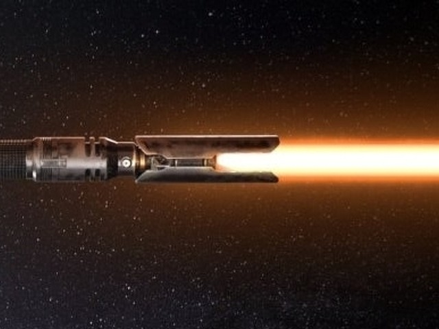 Star Wars Jedi: Fallen Order's orange lightsaber now available for all