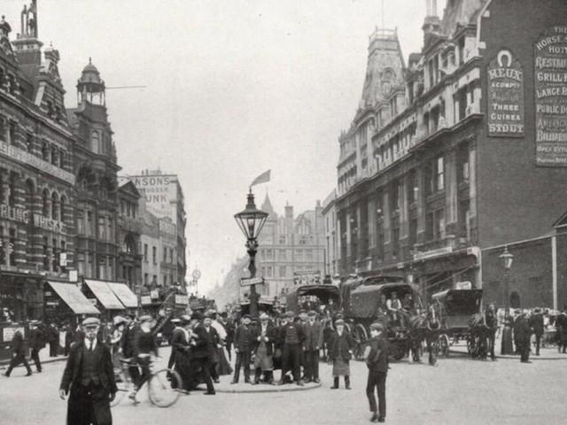 In Photos: London In 1908