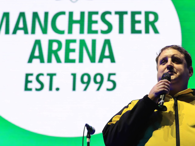 Peter Kay Delivers A Defiant Message As Manchester Arena Reopens With Benefit Concert After Terror Attack