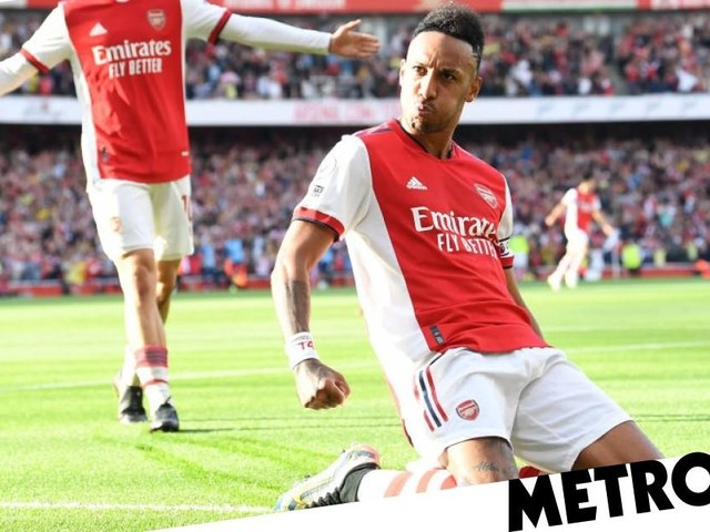 Pierre-Emerick Aubameyang reveals Arsenal players' meeting ahead of turnaround in form