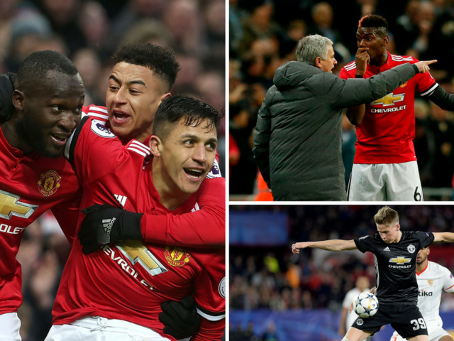 Manchester United transfer news LIVE Paul Pogba and Eric Bailly updates