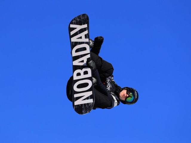 Get to Know a New Olympic Event: Big Air Snowboarding