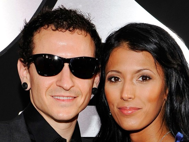 Chester Bennington's wife shares heartbreaking message with fans