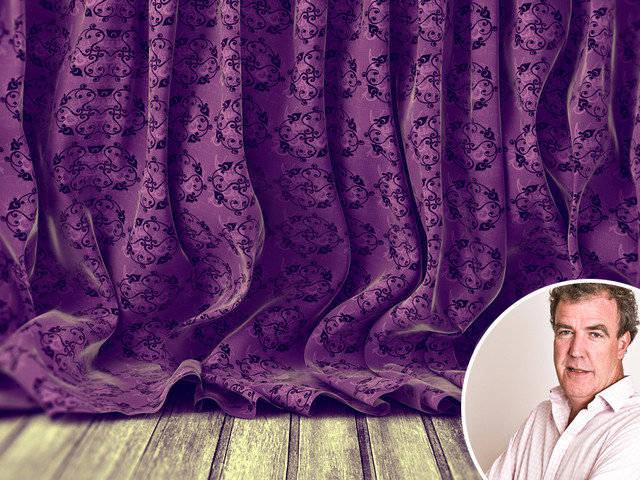 Jeremy Clarkson says I've had to wait 6 months for curtains… world's forgotten what to do,