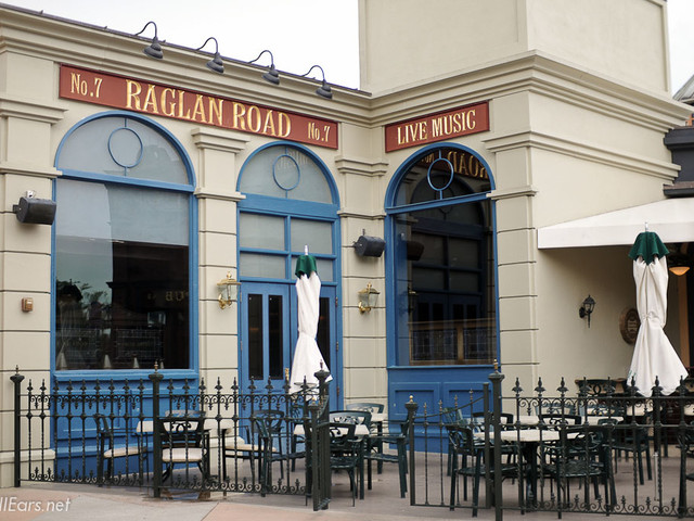 Raglan Road Offering Christmas Day Meal