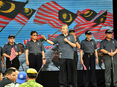 Do not politicise fed govt aid to Penang flood victims: Ahmad Zahid