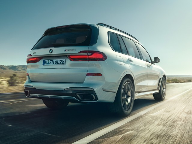 2020 BMW X5 M50i and BMW X7 M50i arrive with 523-hp