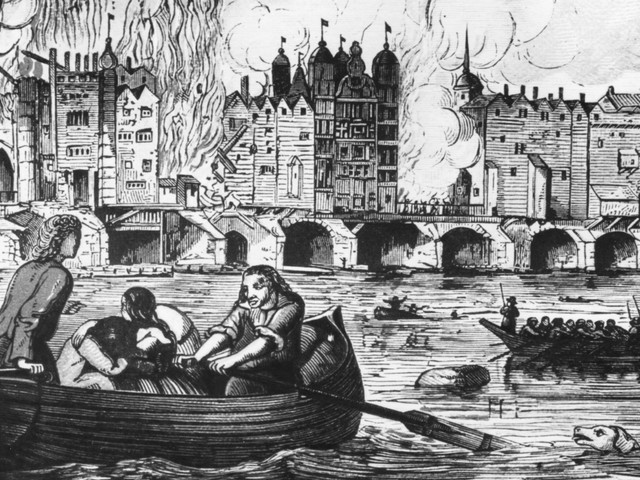 London Bridge: a history of disaster at the iconic Thames crossing