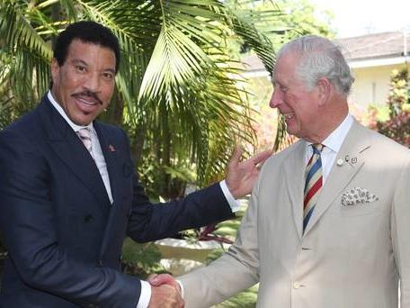 Lionel Richie named global ambassador for Prince's Trust