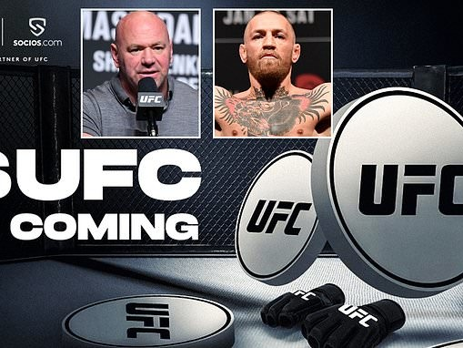 UFC becomes the latest sport to delve into the world of cryptocurrency with Socios partnership