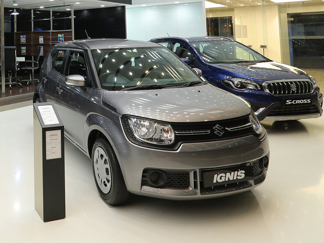Discounts of up to Rs 70,000 on Maruti Suzuki S-cross, Ciaz, Ignis