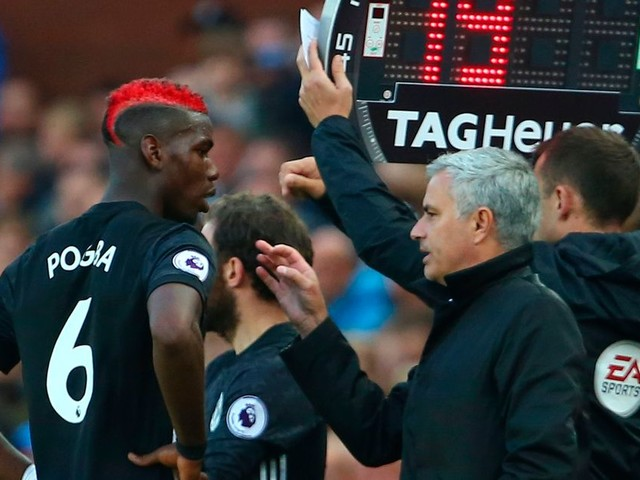 Manchester United lost three qualities without Paul Pogba