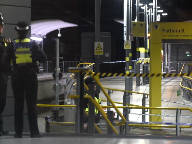 Manchester stabbing was 'terror attack'
