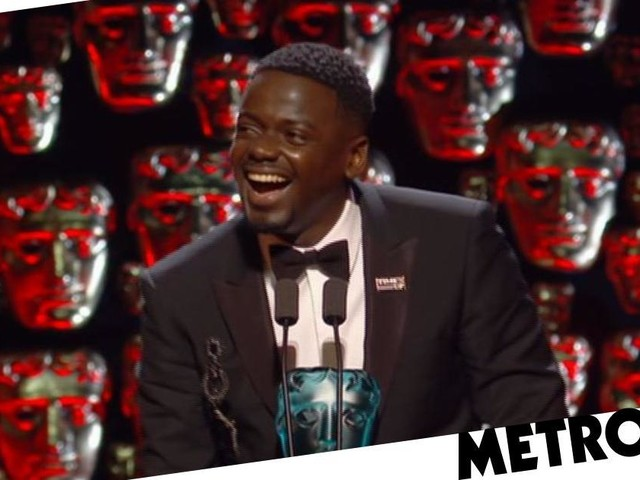 Daniel Kaluuya makes epic acceptance speech for Bafta Rising Star award