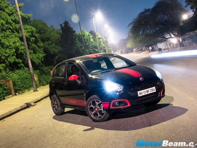 Fiat Abarth Punto Production Commences Again