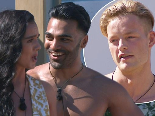 Love Island hit with 272 Ofcom complaints over 'racist' joke and Ollie Williams' appearance on show