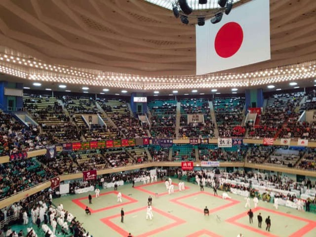 IJF World Championships: Day one of competition