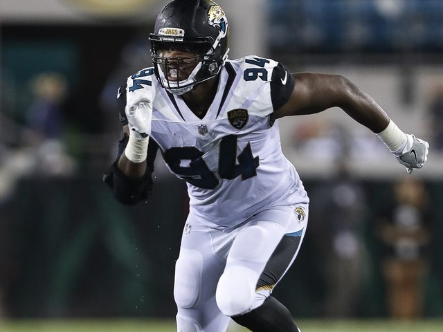 Dawuane Smoot is too good to be the odd man out on the Jaguars' defensive line