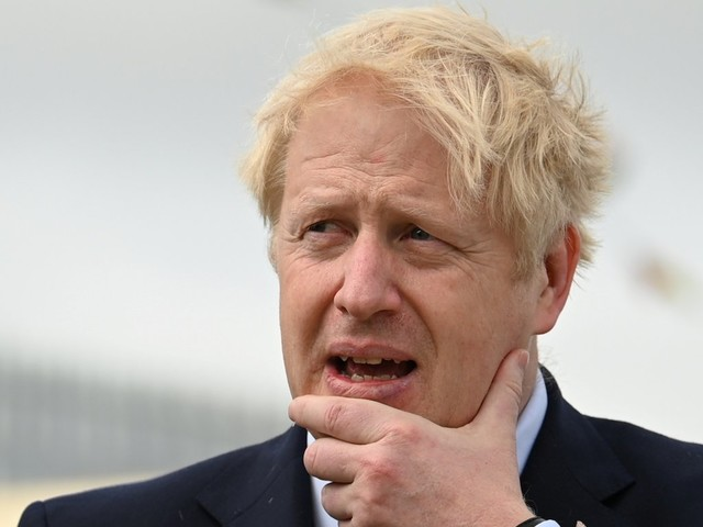 Boris Johnson says his plan for a bridge from Scotland to Northern Ireland 'would only cost about £15 billion'