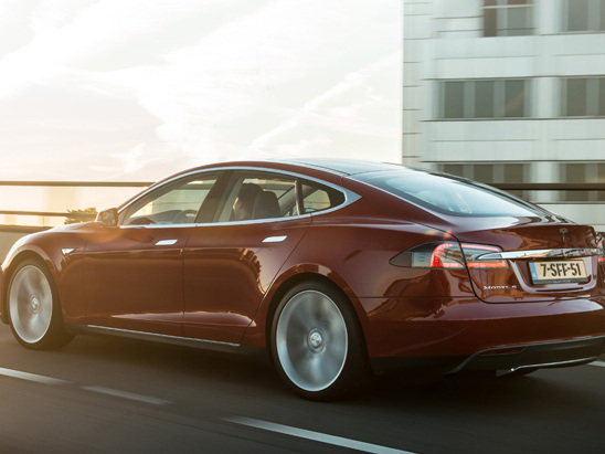 The Tesla Model S is Back on Consumer Reports' Good Side