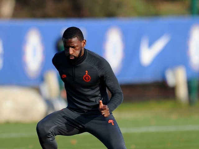 Rüdiger returns; Tomori, Giroud out for Lille
