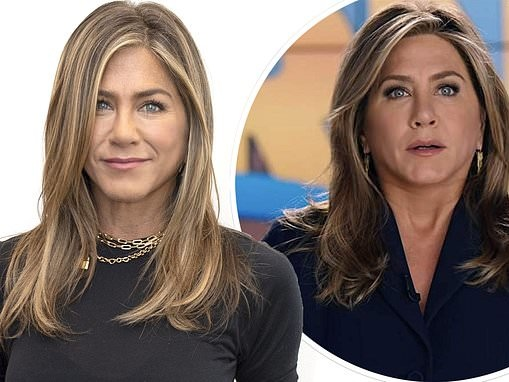 Jennifer Aniston could relate to 'vulnerable' character in The Morning Show