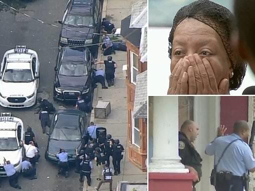 Philadelphia police respond to active shooting situation