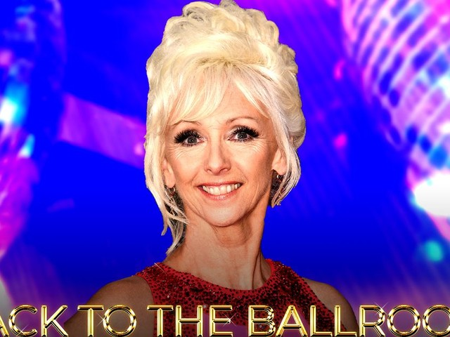 Debbie McGee On Strictly: 'I Had Messages From Joan Collins And Judi Dench'