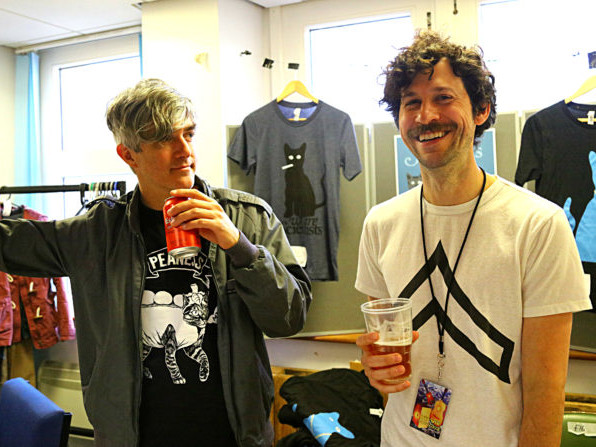 We Are Scientists, O2 Academy 2, Leicester, 23/07/2017