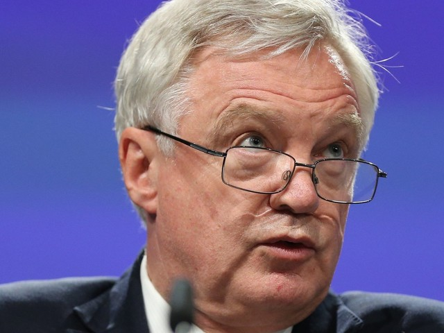 Brexit Secretary David Davis Accused By Former Aide Of Being Workshy And Inept