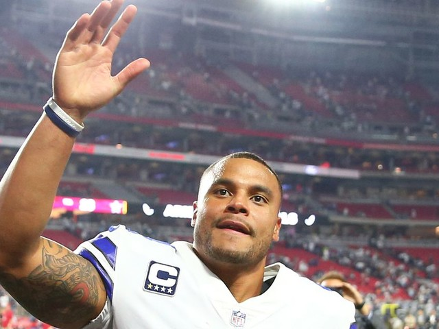 How much leverage does Dak Prescott really have?
